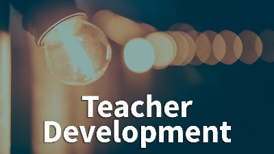 Teacher Development Resources